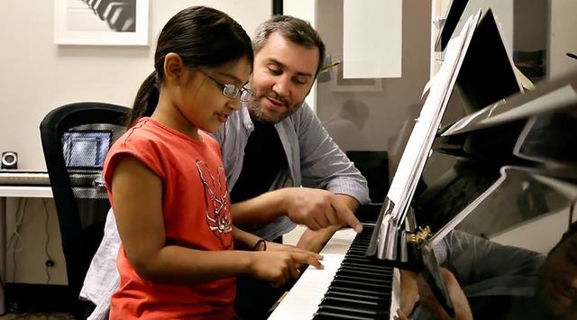 Piano Lessons Frisco TX:  How To Get Your Child Interested In Lessons | Matt Burk Studio