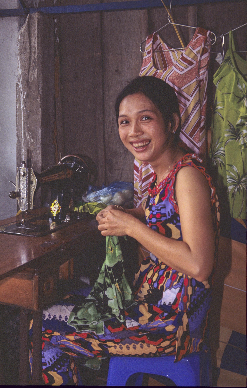 Seamstress, Vietnam