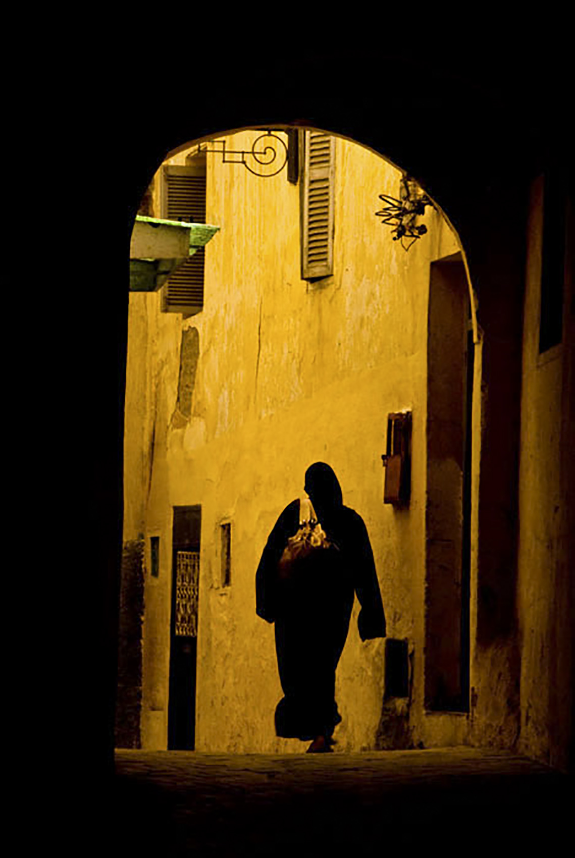 Alleyway, Tangier