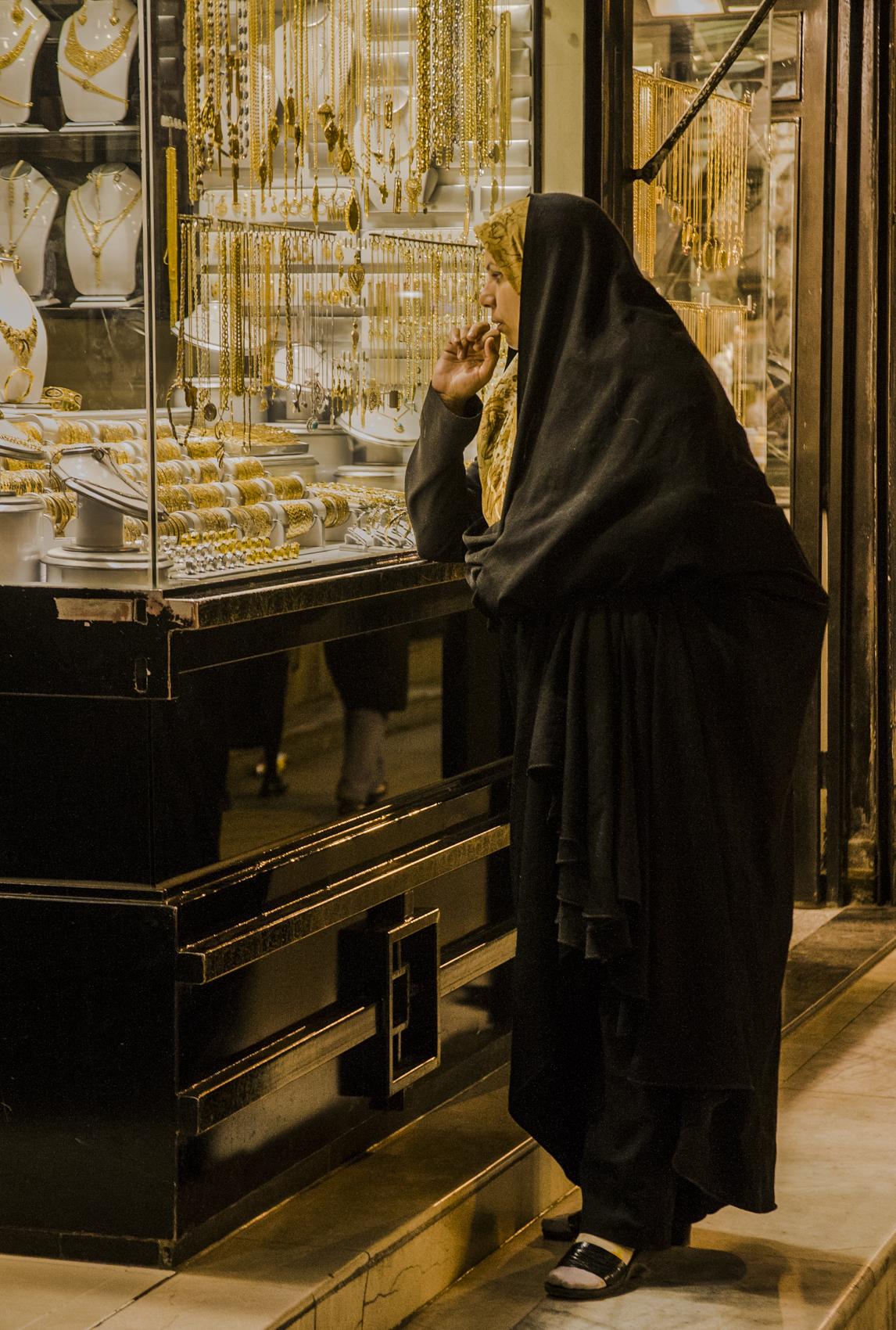 Shopping, Shiraz