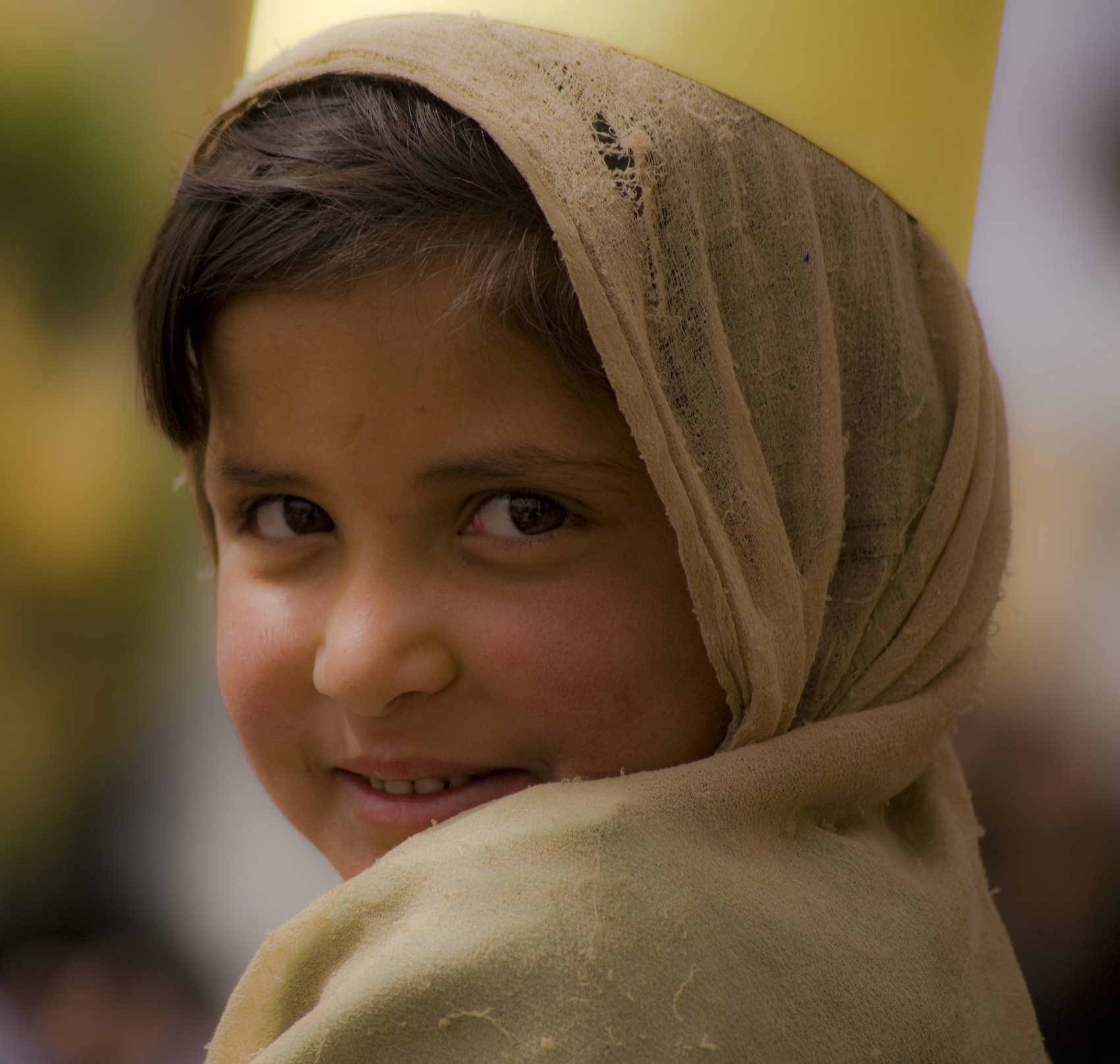 Schoolgirl, Kabul