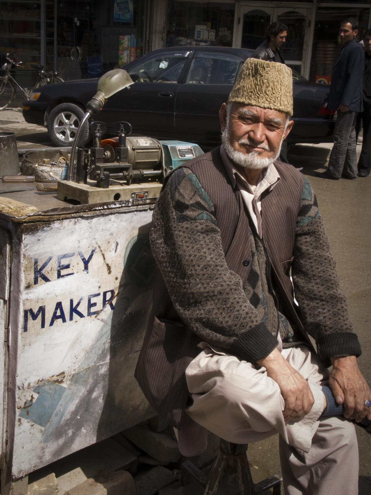 Chicken Street, Kabul