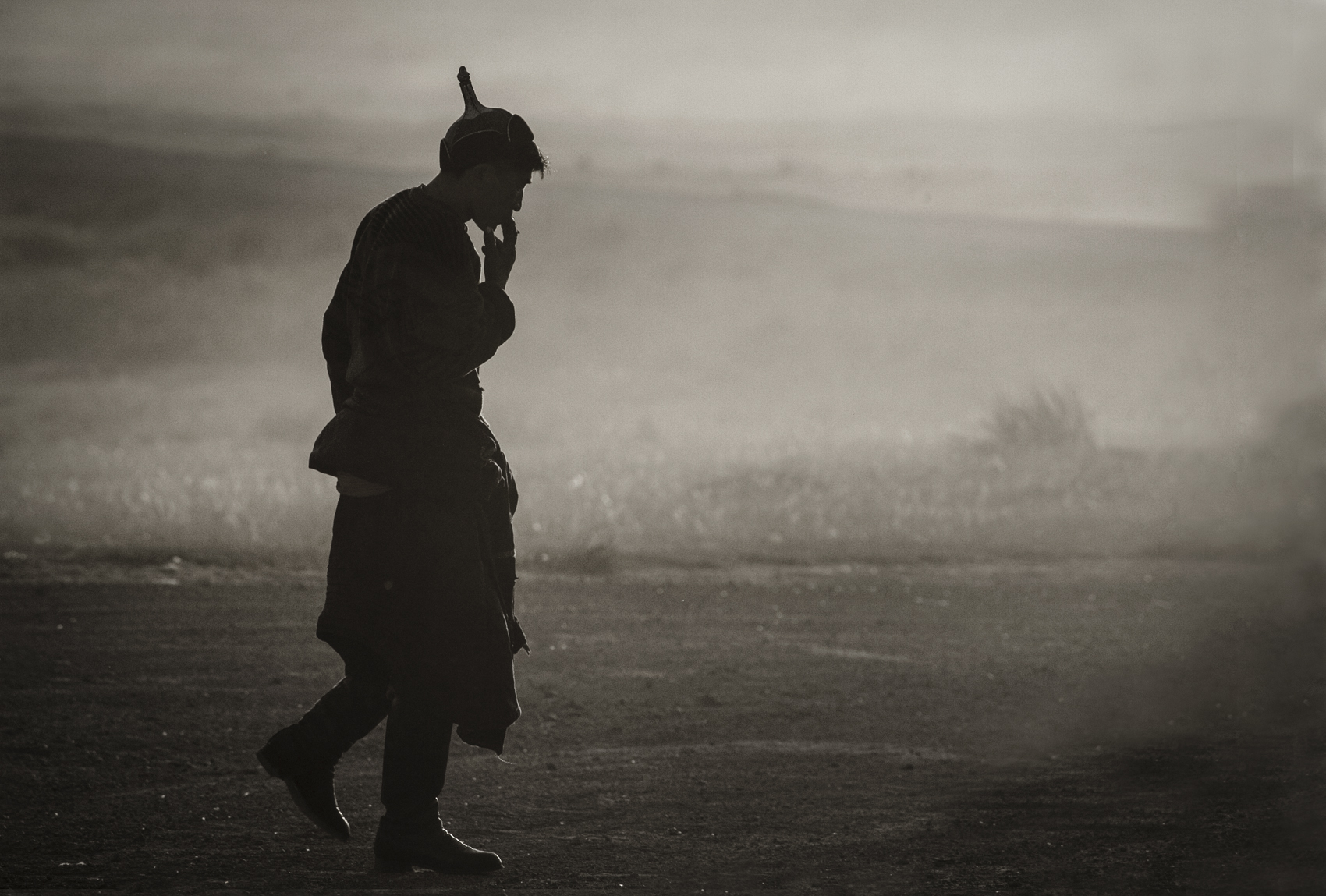 Herdsman, Mongolia