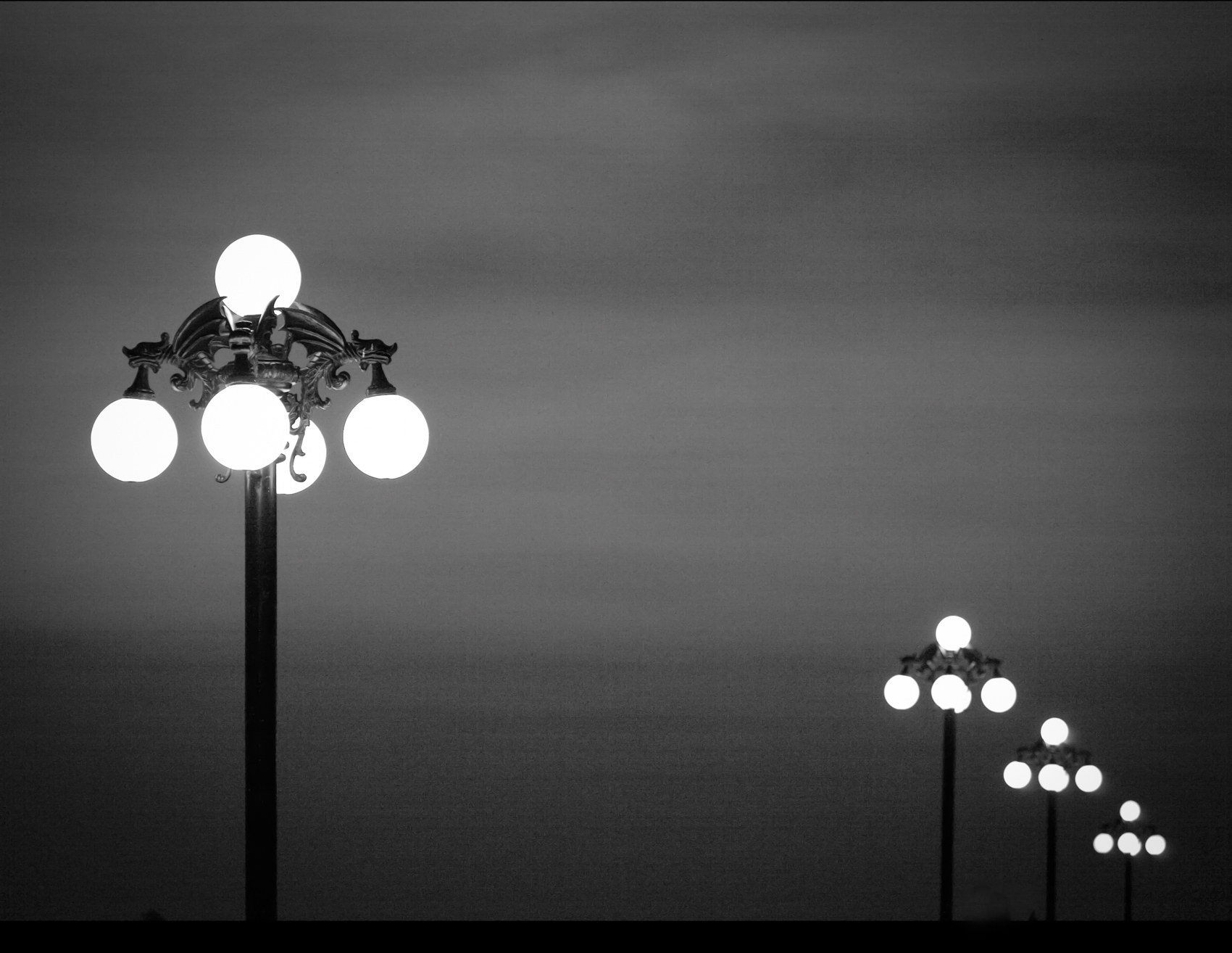 Streetlights, Mexico