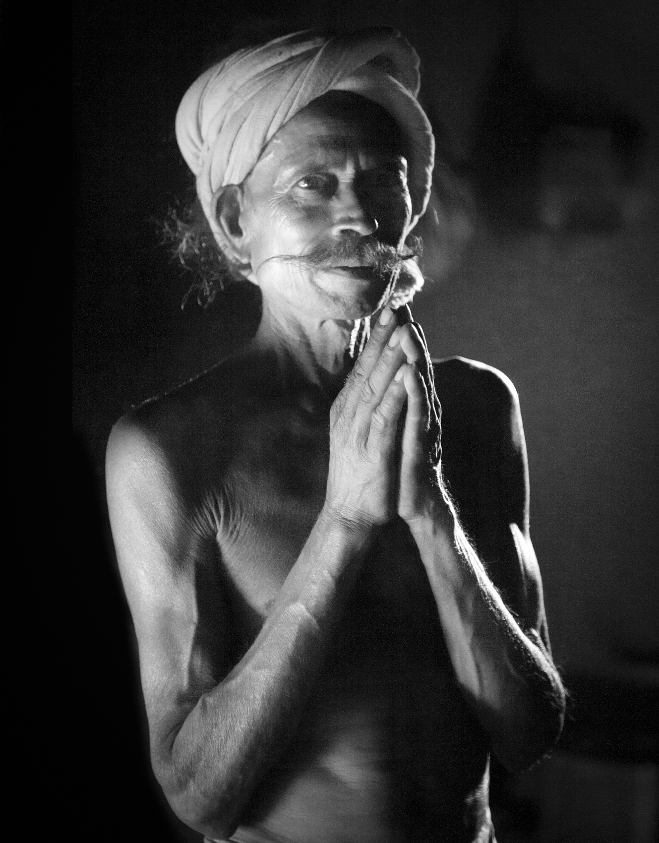Sursi elder, India