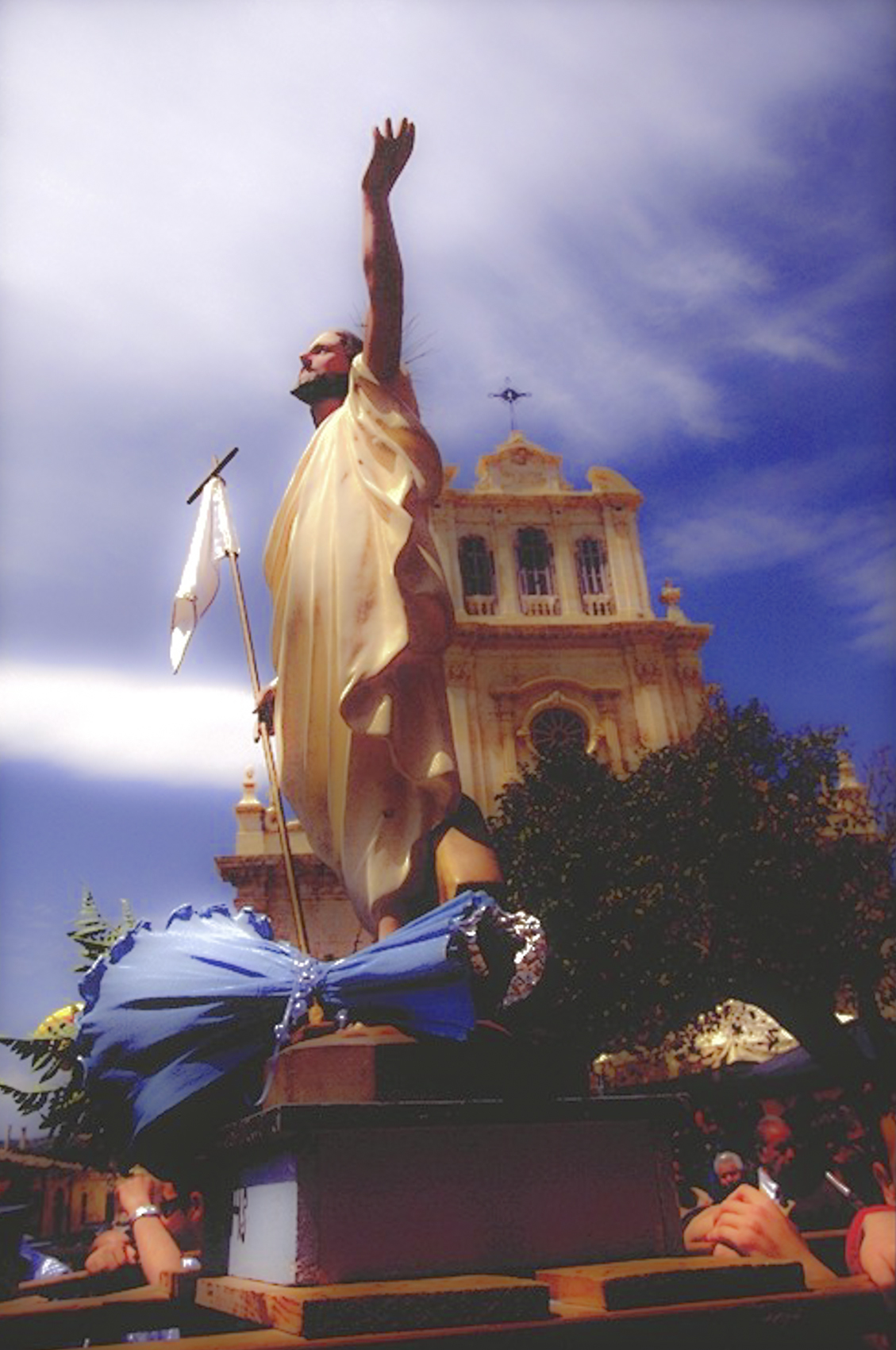 Fiesta of San Sabastian, Sicily