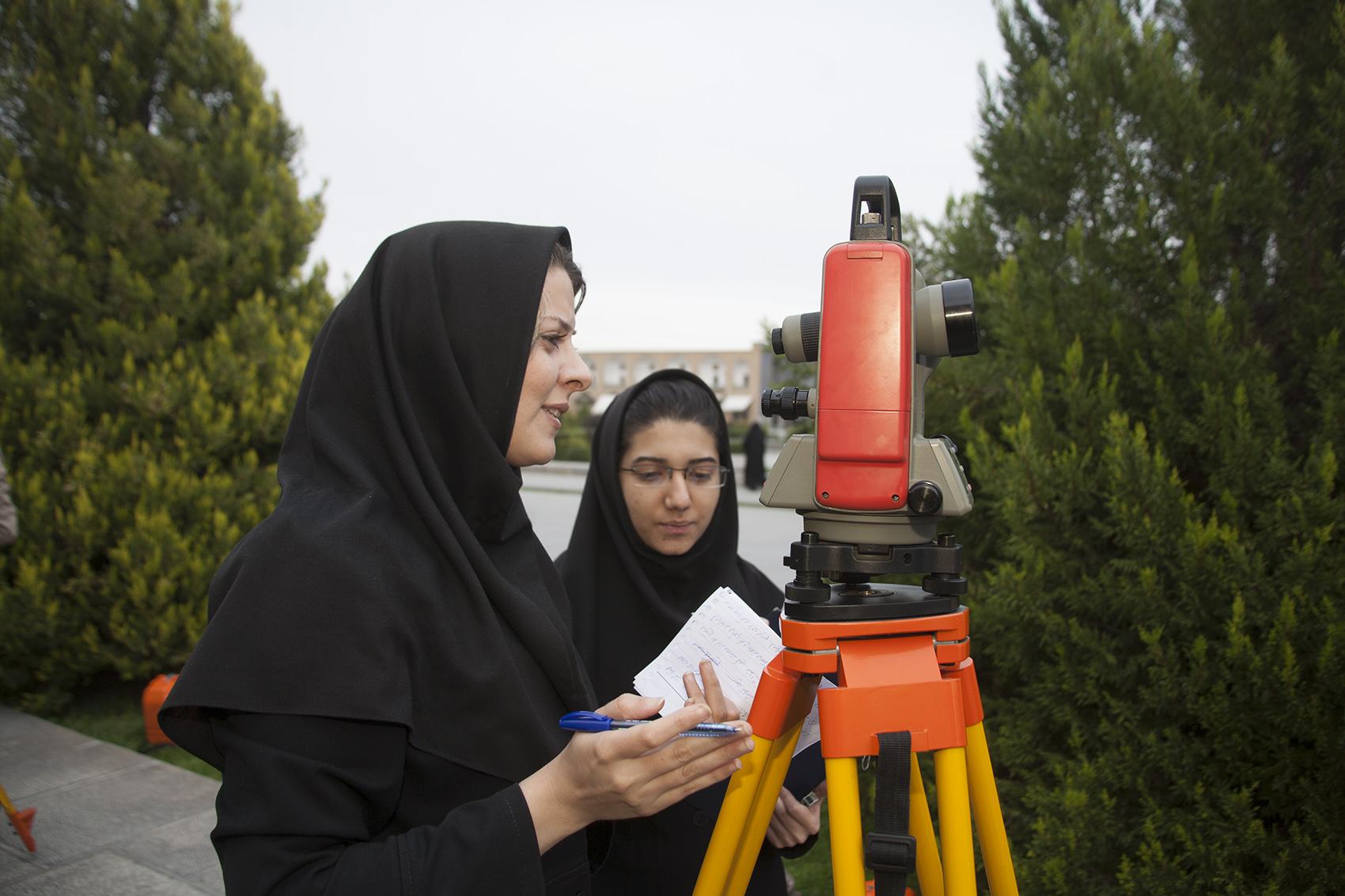 Surveyors, Iran
