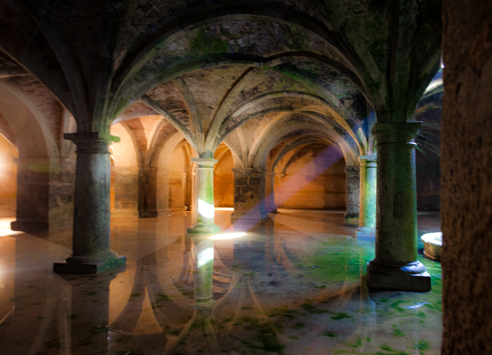 Portuguese cistern, El Jadida