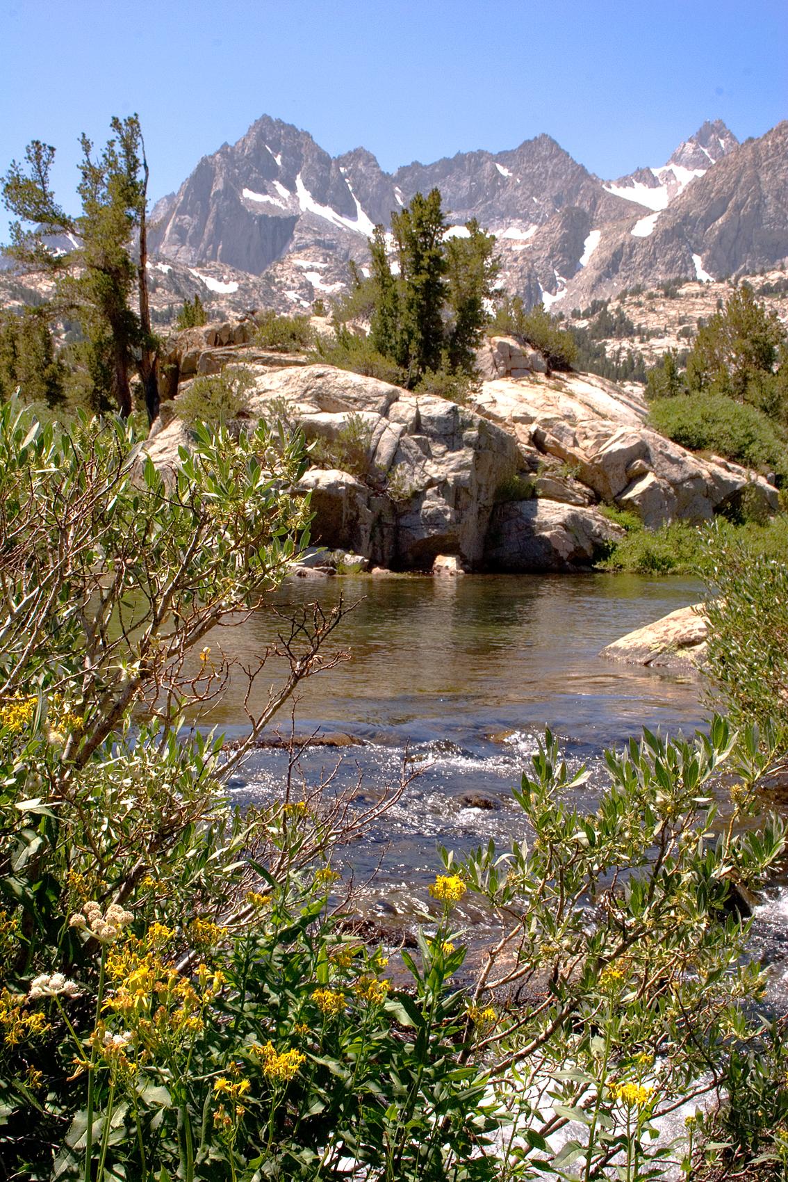 Backcountry, Eastern Sierras