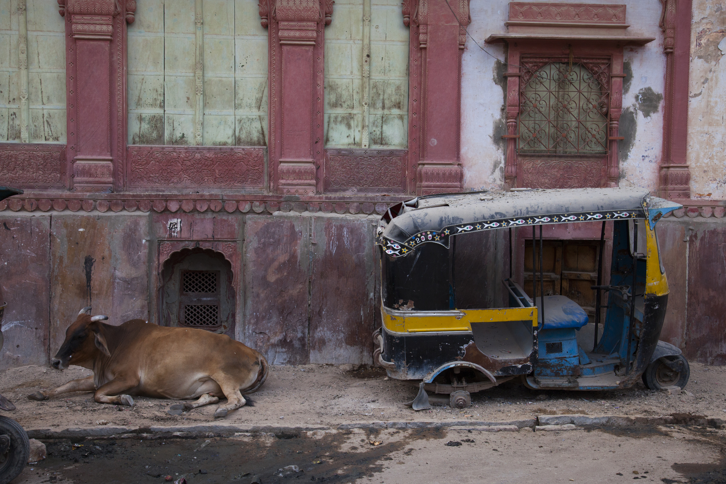 Street scene, Bikaner