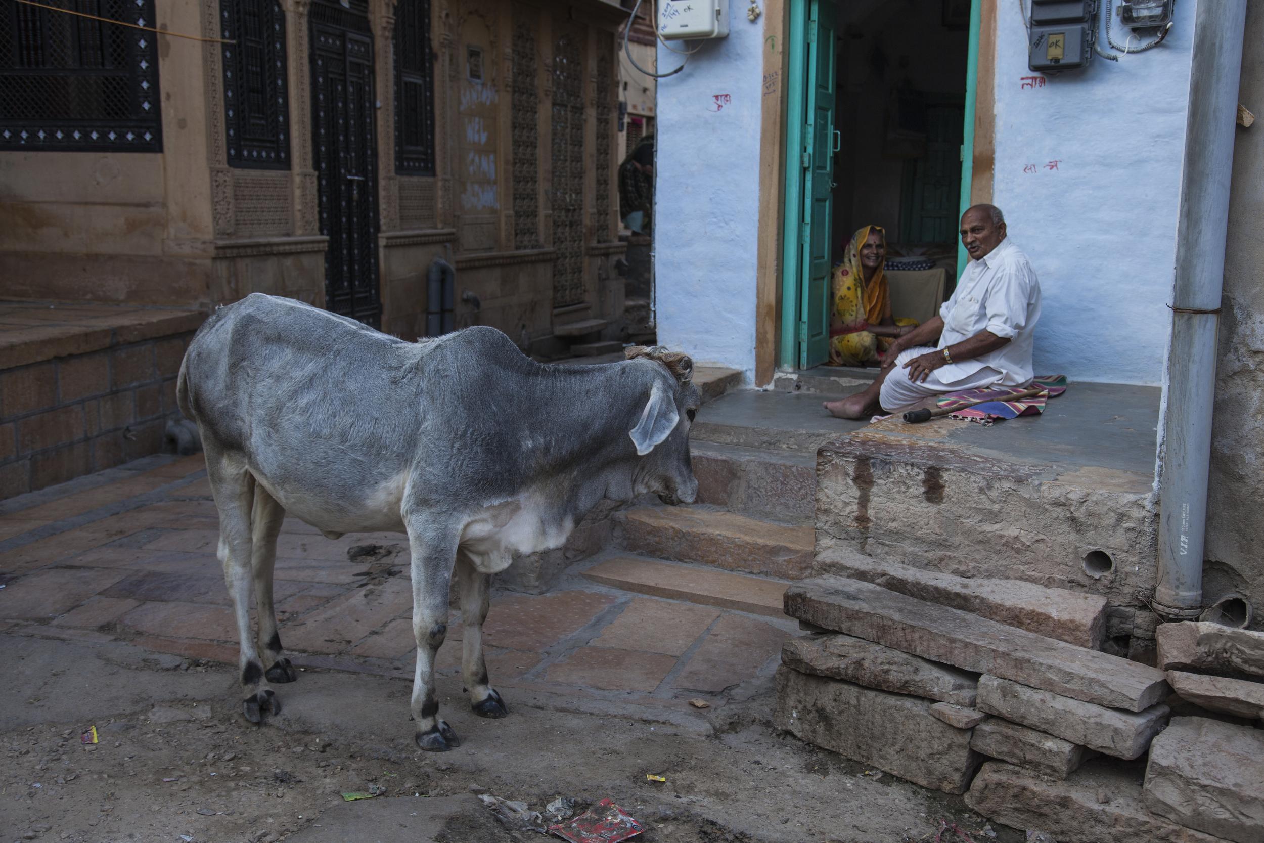 Street scene, Jaisalmer