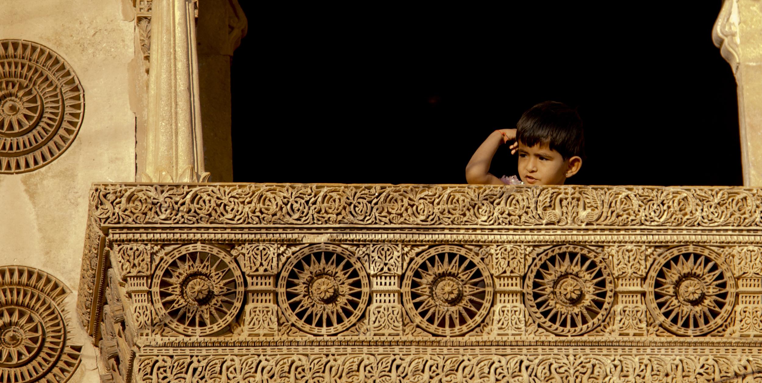 Balcony, Jaisalmer