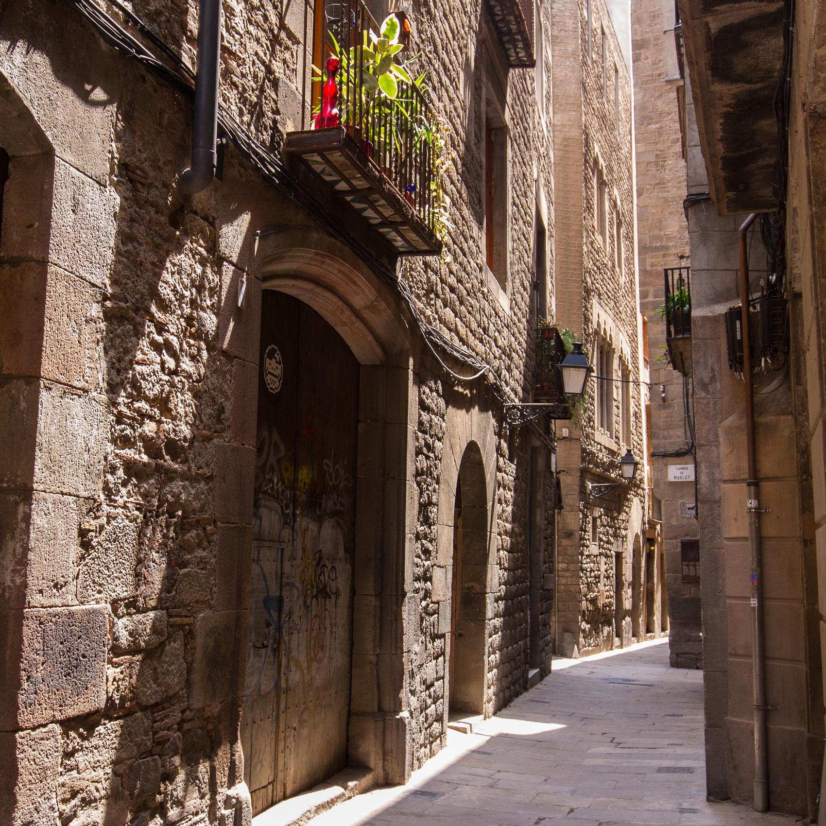 In the Jewish Quarter