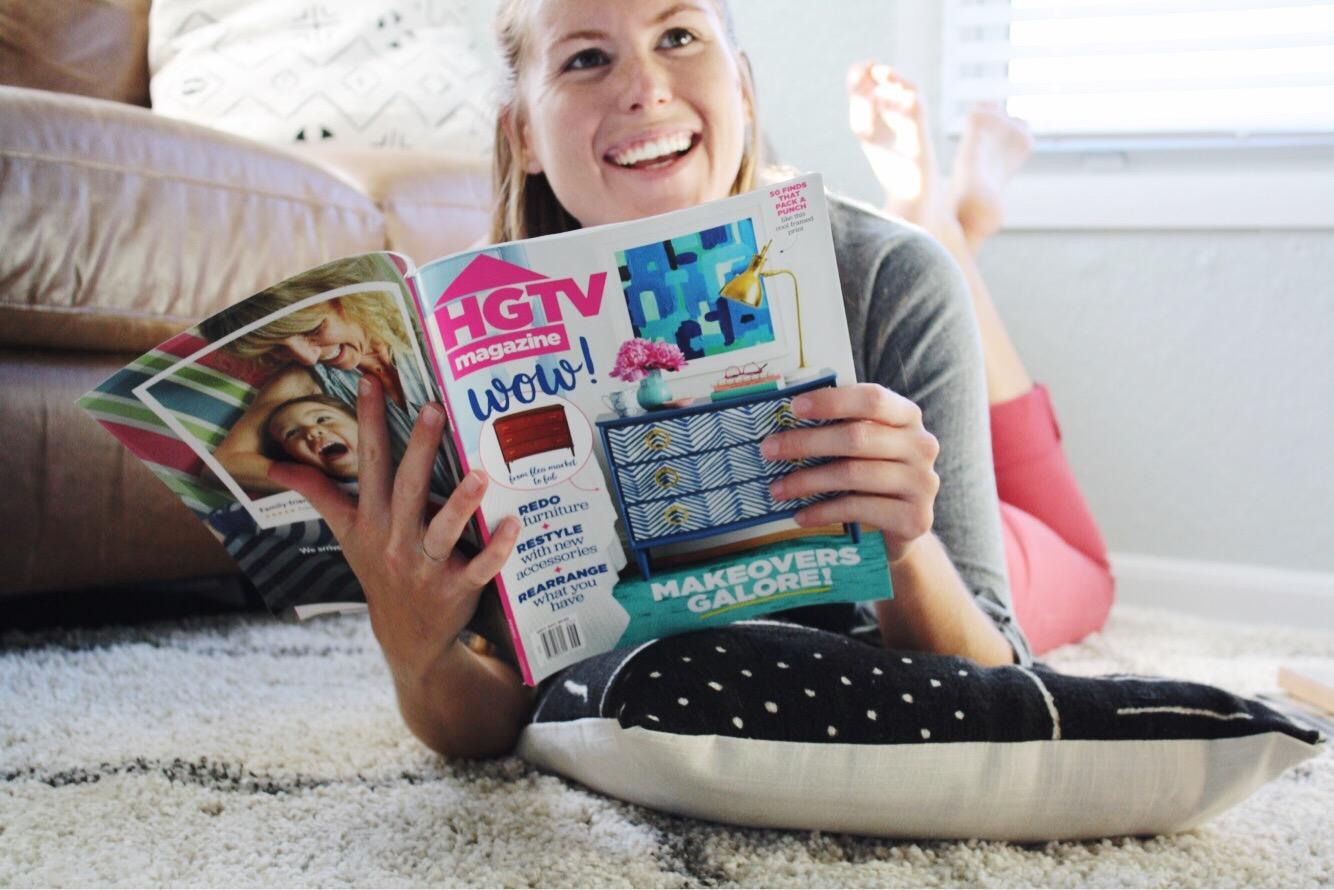 HGTV Magazine:  Matches Made in Heaven