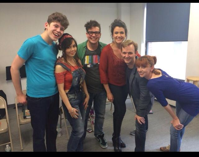The Cast of Monkey Boogers!