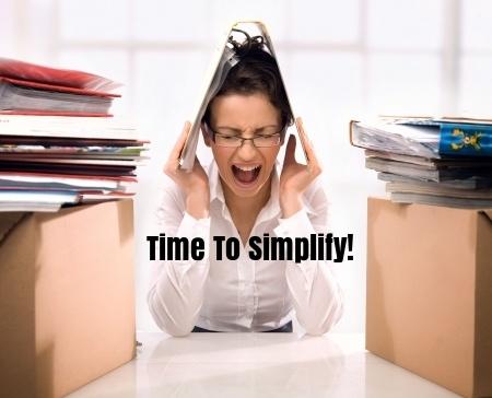 Simplify Strategy