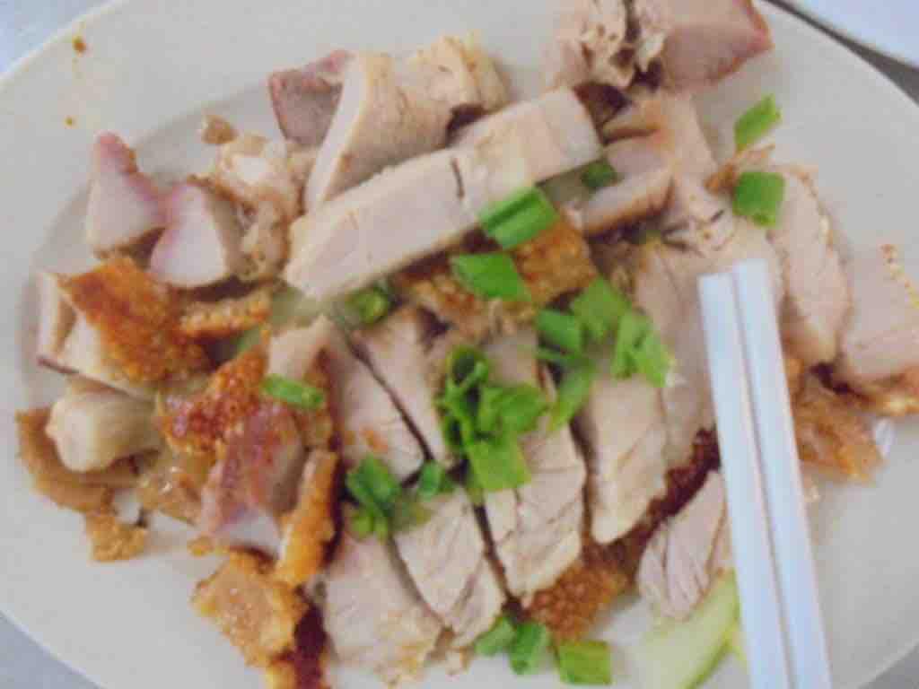 Pork at Sepi Kong Heng