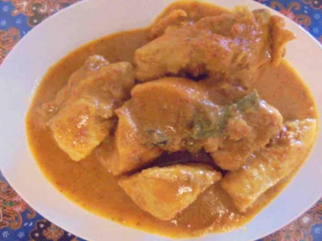 Ayam Chicken Rendang