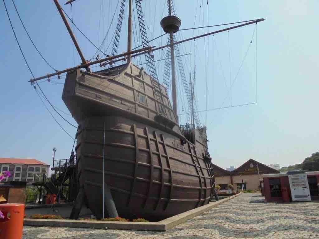 Portuguese Sailing Ship