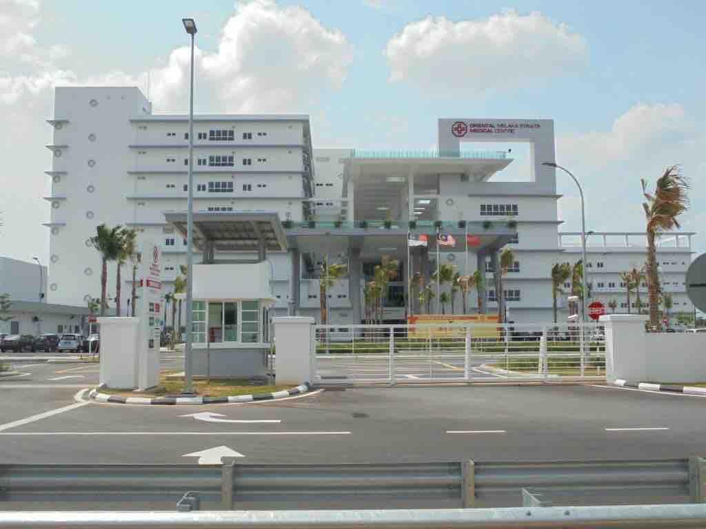 Oriental hospital