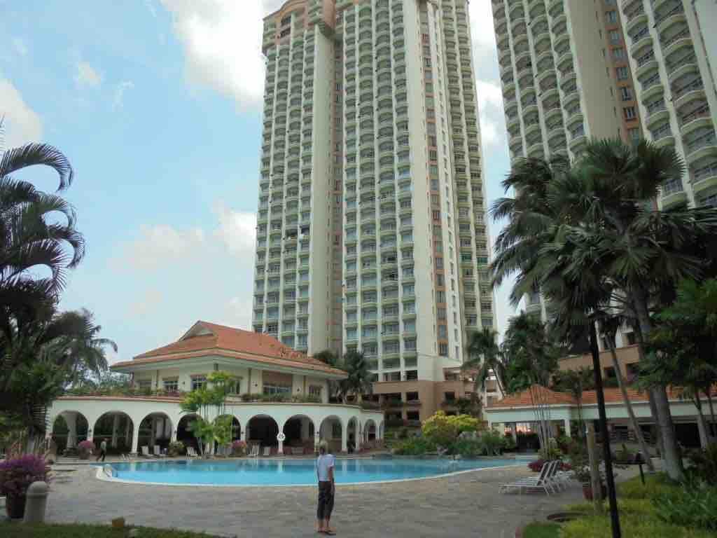 Ocean Palms Condominiums