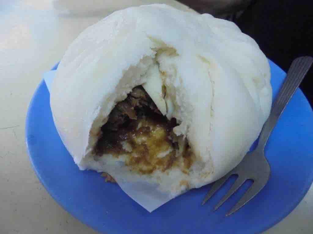 Great steamed bun