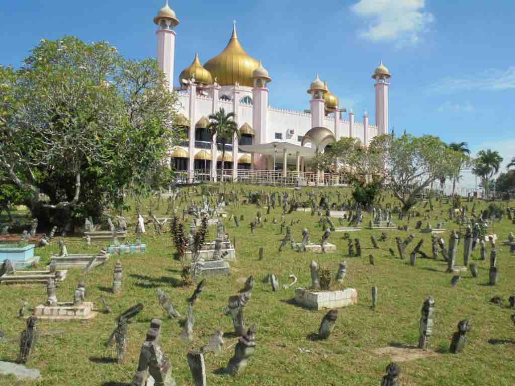 City Mosque and Cemetery