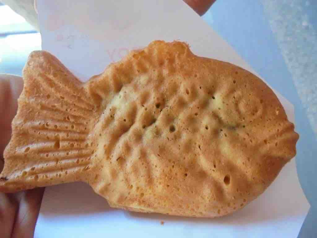 Amoy waffle