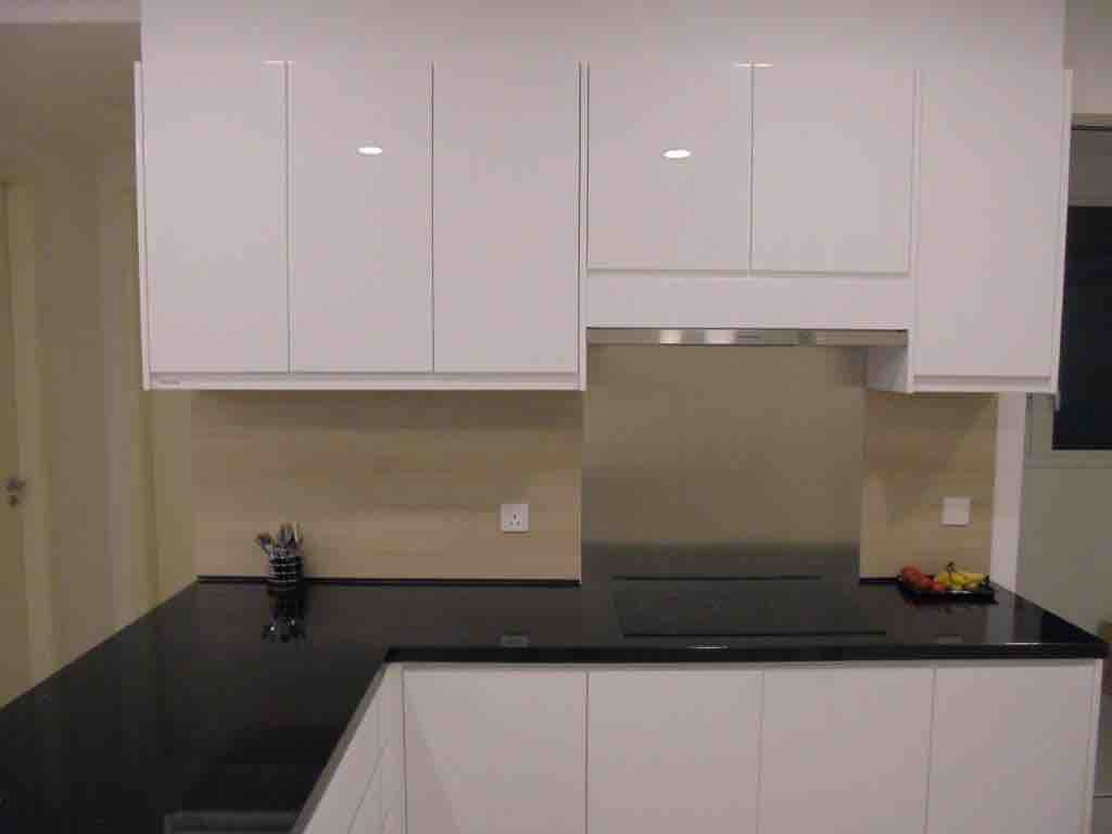 Good cabinetry and kitchen finish at The Shore