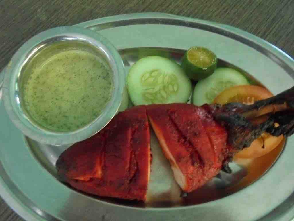 Best ever Tandoori chicken from Selvam