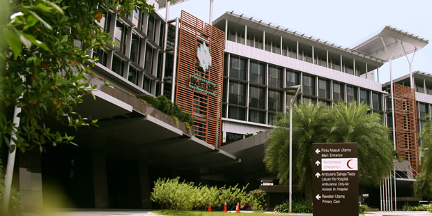 Prince Court Medical Center in Kuala Lumpur