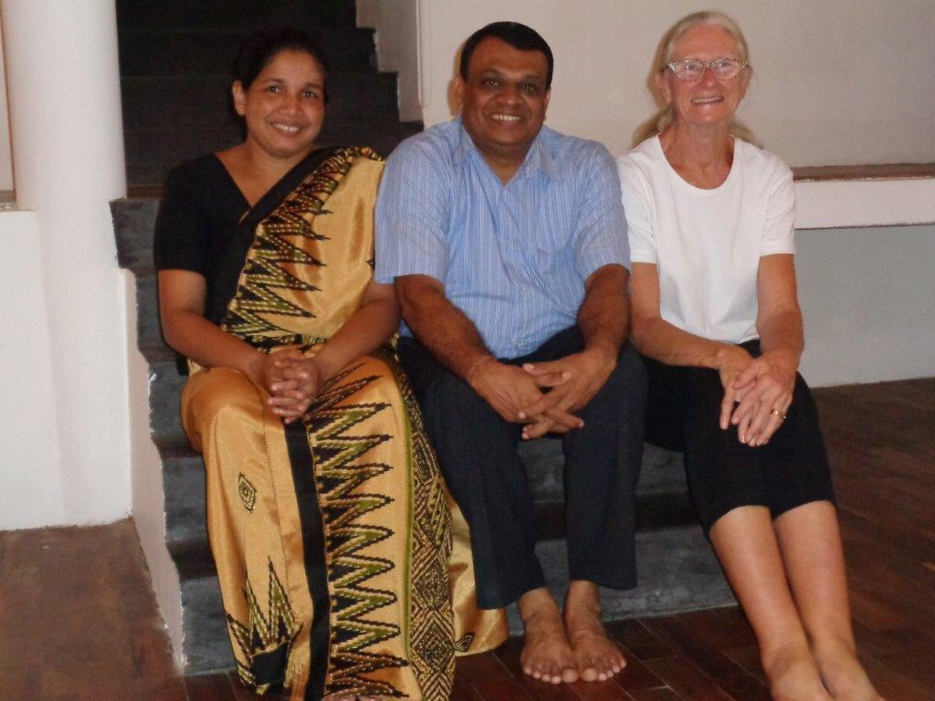 Achila, Jayabo and Erica