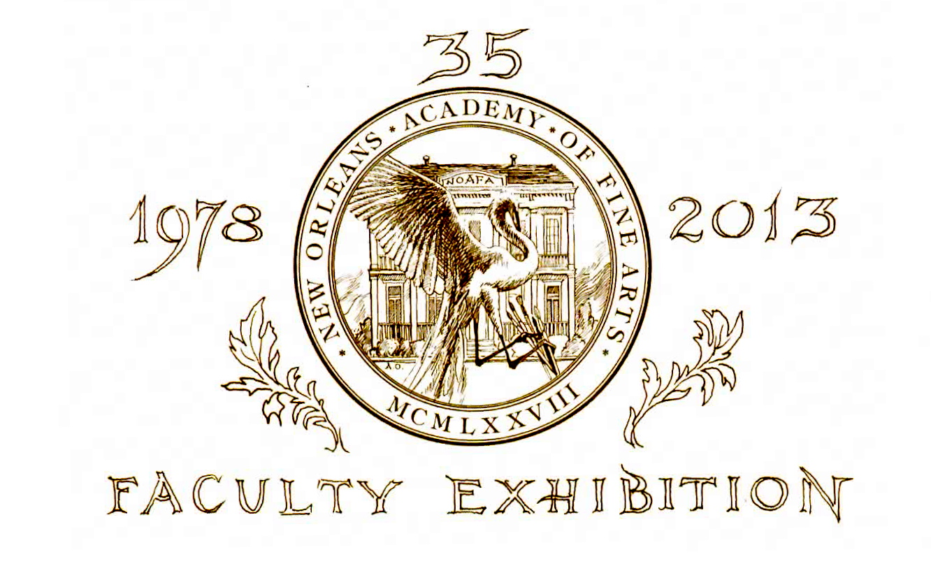 Annual Faculty Exhibition Invitation