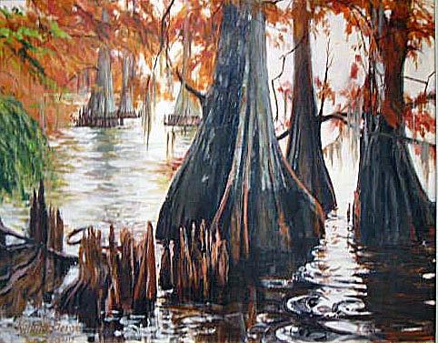 """Shoreline Palette & Patterns, 24 x 30"""""""