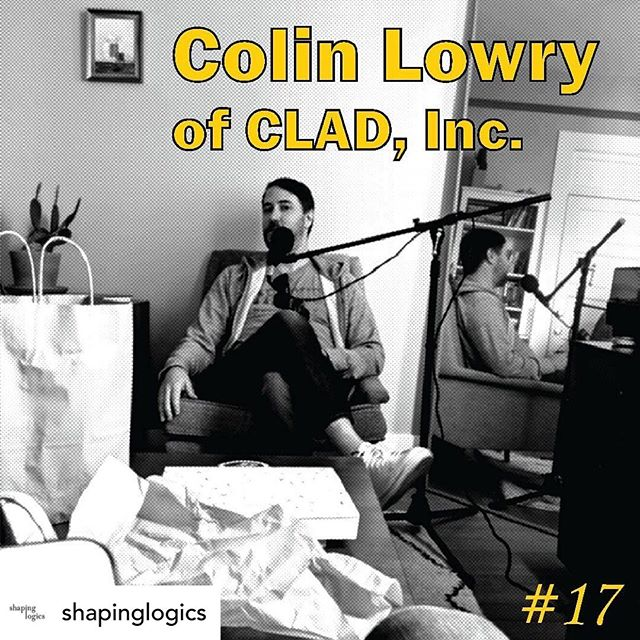 Posted @withrepost • @shapinglogics In this episode we sit down with Colin Lowry of CLAD, Inc. Colin is a former co-worker of ours. Around 2 years ago he left his job to start his own architecture firm. We talk about his early first projects and how he runs his business. . .  #architecturepodcast #architect #architecture #shapinglogics #business #design #development #sandiego #networking #podcast #art #photography #barriologan #theory #discussion #ohmsarchitects