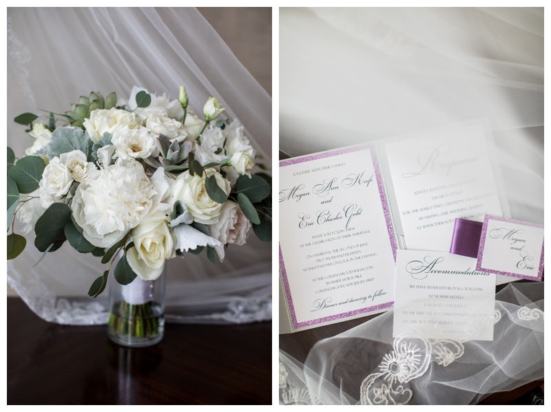 I love using the bride's veil to shoot details- makes a dreamy backdrop.