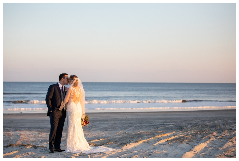 Golden hour on the beaches of Avalon at the Windrift Hotel. So so dreamy!