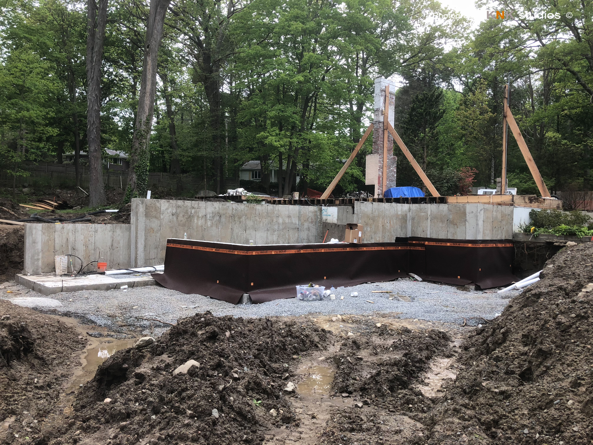 Construction Photo June 2018.