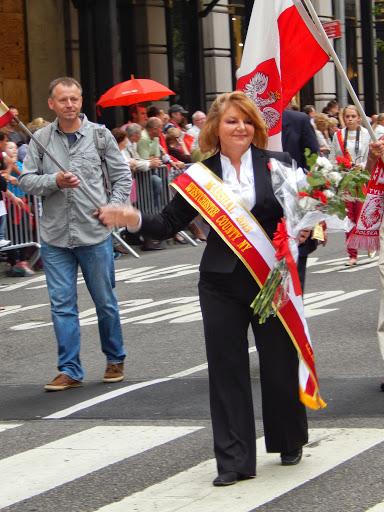 76th Annual Pulaski Day Parade - 2013