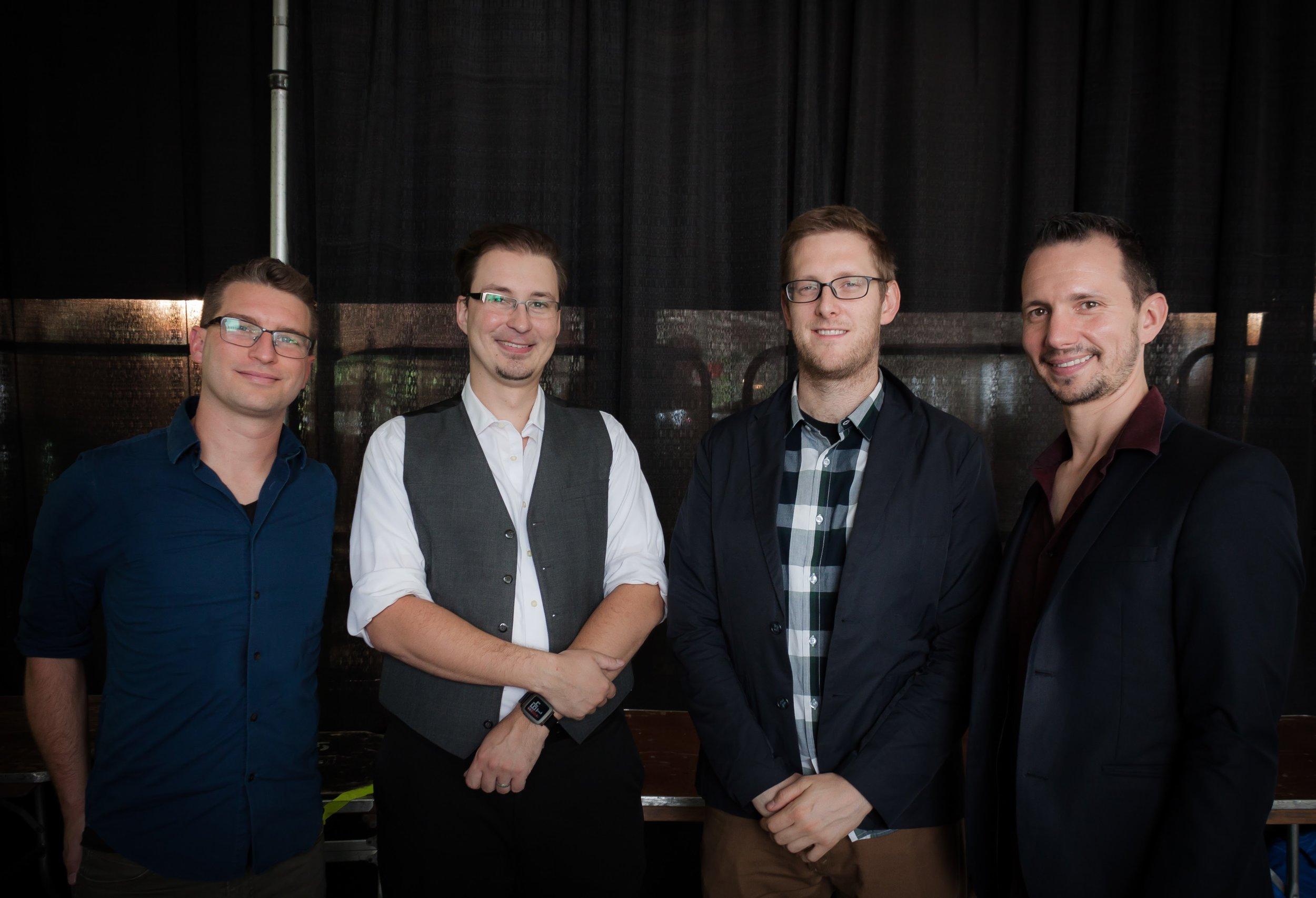Luke Malewicz Quartet 2, 2016 Chi Jazz Fest.jpg