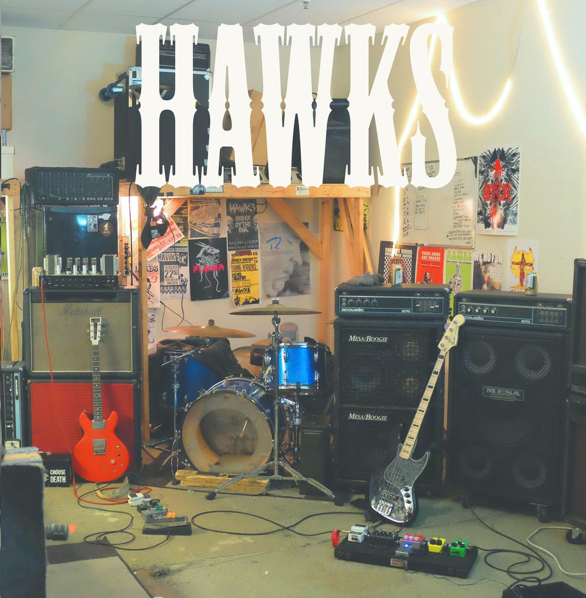 Hawks     /    Noise Rock