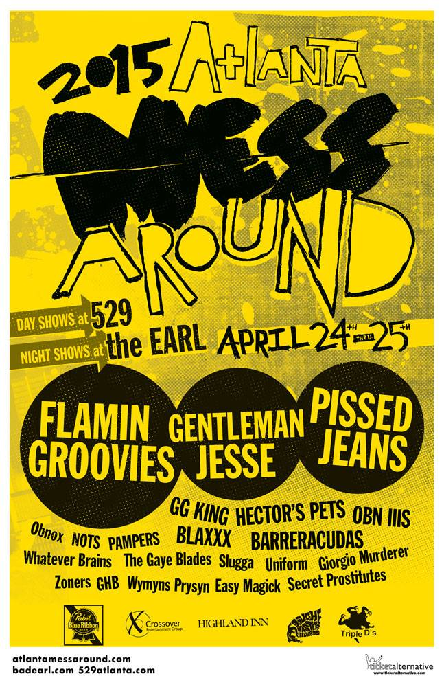 The Atlanta Mess-Around returns to the East Atlanta Village this weekend.