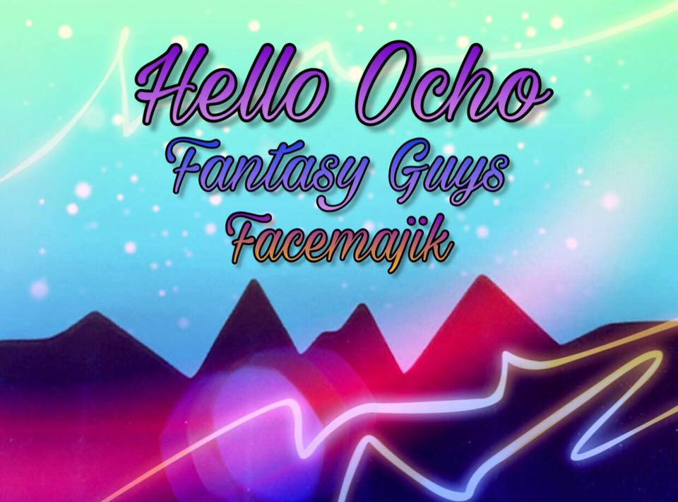 Hello Ocho plays their last show this Friday at Mammal Gallery :( :( :(