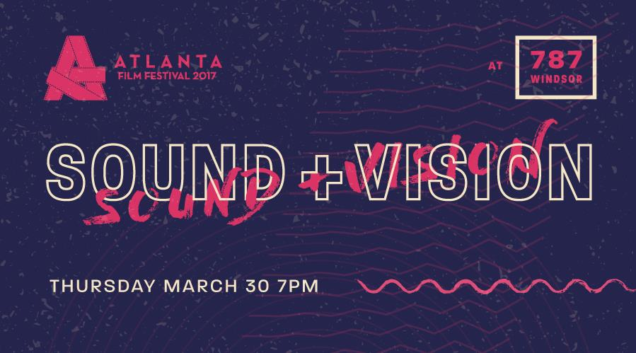 The Atlanta Film Festival's 6th annual Sound + Vision event returns this Thursday with live music, experimental films, and art installations at 787 Windsor.