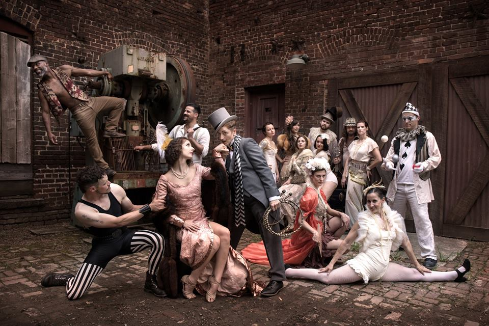 Circus Combustus presents The Bardos of Vaudeville at The Bakery