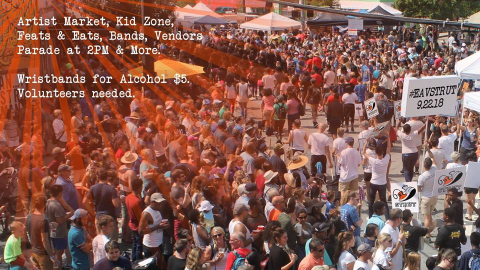 The East Atlanta Strut returns this weekend!