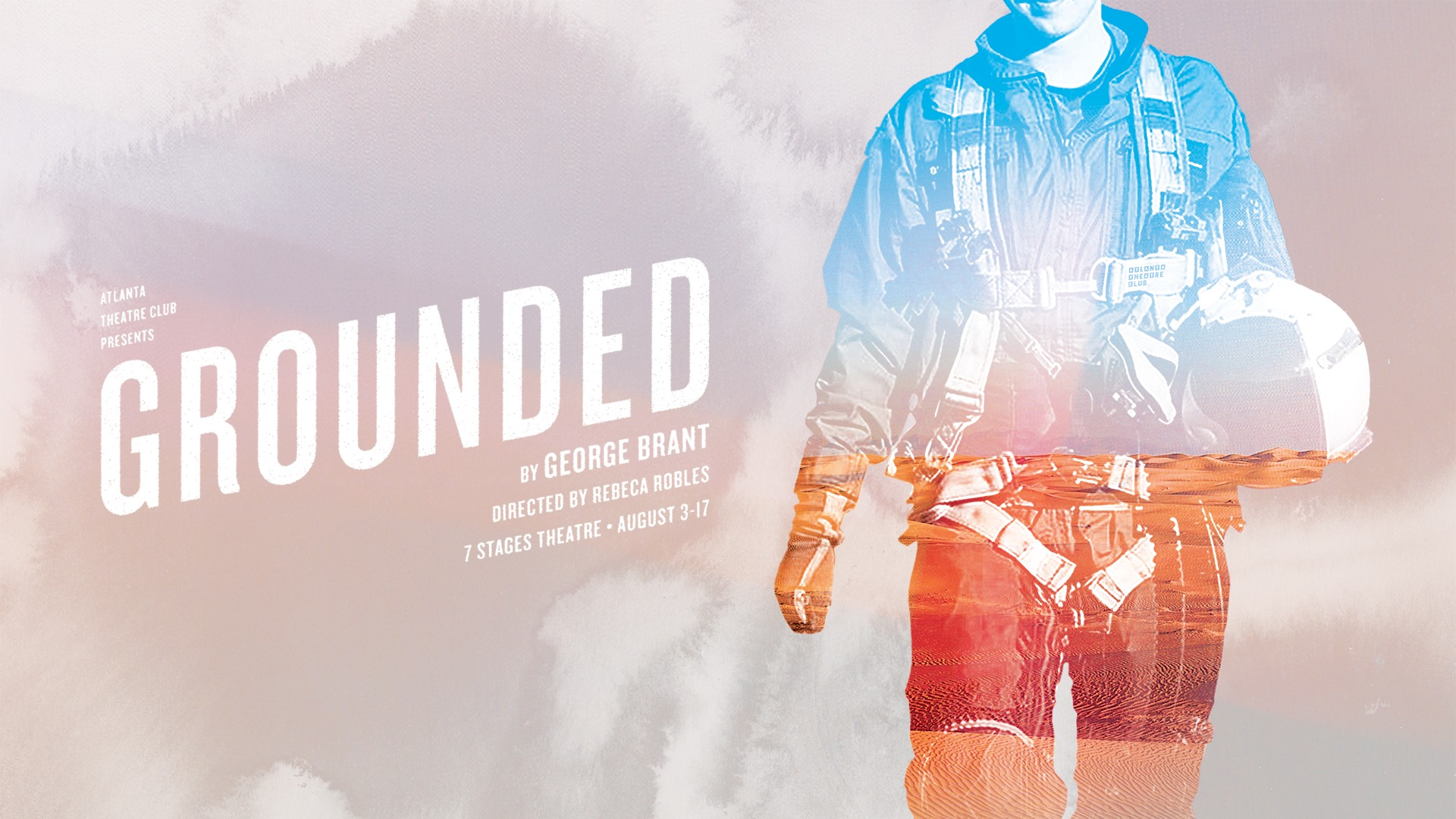 Atlanta Theatre Club Opens Grounded this weekend.
