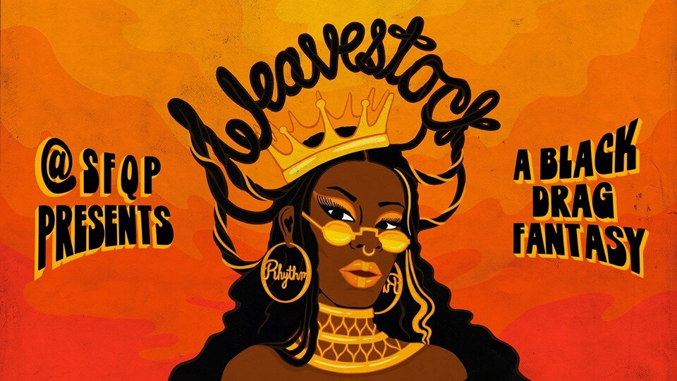 Southern Fried Queer Pride  presents the WEAVESTOCK: The Crown, a Black drag fantasy and stage production coming to  7 Stages  Friday, Oct 18th thru Sunday, Oct 20th.
