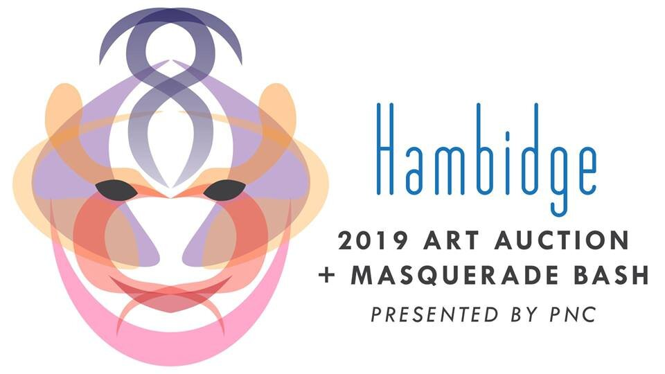 The  Hambidge Art Auction + Masquerade Bash  takes place this Saturday, October 26th, at  The Works .