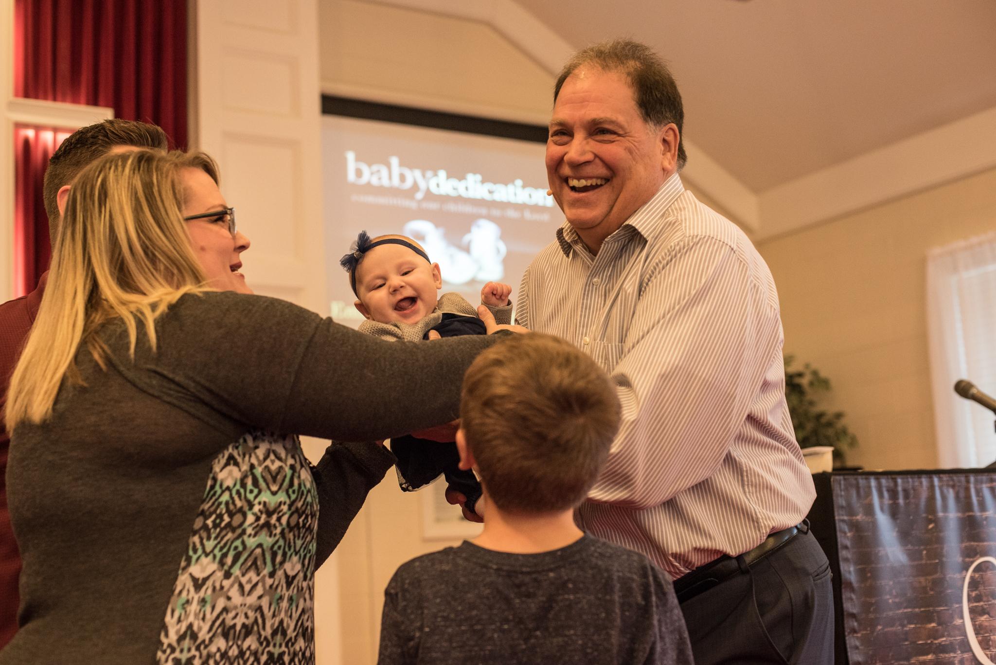 Pastor Doug Beutler